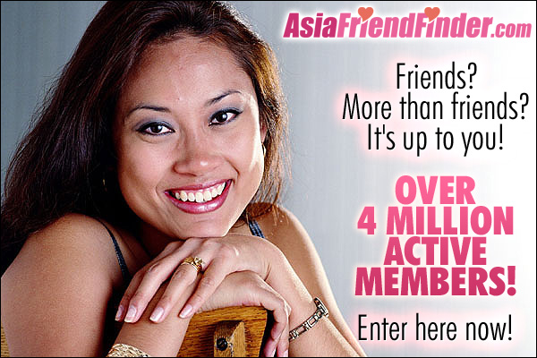 Find Asian Friends for Free!